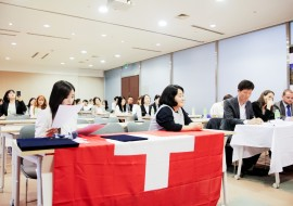 스위스 IHTTI, 서울 SEG 스피치 컨테스트 대상!