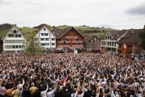 스위스 바로 보기 2탄 - 국민성과 투표제도!