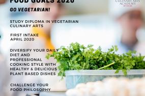 스위스 요리학교 CAA 베지테리언 디플로마 과정 파헤치기!